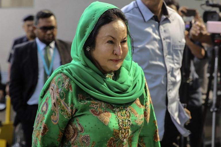เมีย 'นาจิบ' เข้าให้ปากคำคดีทุจริตเงินกองทุน 1MDB รอบสอง