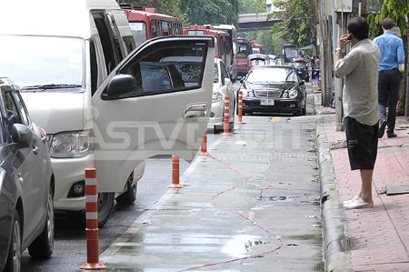 เช็กเลย!! 66 ถนน กทม.ประกาศเก็บค่าจอดรถ ตั้งแต่ 5-80 บาท