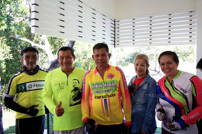 กลุ่มนักปั่นจักรยานบ้านปทุม