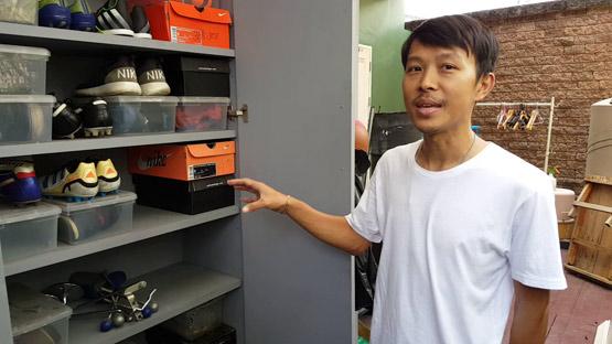 หนุ่มโวย รปภ.หมู่บ้านหรูปล่อยลูกจ้างแสบขโมยทรัพย์สินกว่า 2 แสนบาท