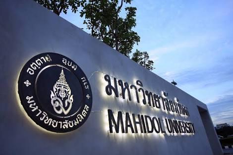 """THE ประกาศอันดับมหา'ลัย ปี 2019 พบ """"ม.มหิดล"""" อันดับ 1 ของไทย"""
