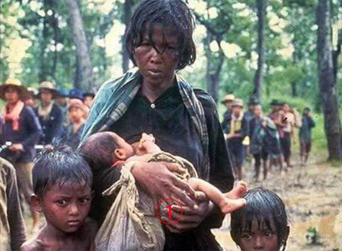คุ้นหน้าคนทั่งโลก..คุณยายผู้ลี้ภัยพาลูกๆหนีเขมรแดงเข้าไทยสิ้นลมในฝรั่งเศส