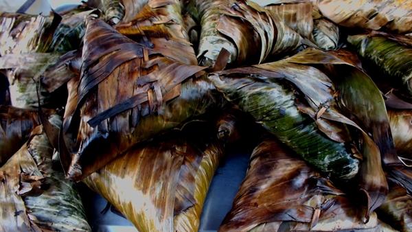 """เชิญชิมขนมหากินยาก """"งานชุมชนขนมแปลกริมคลองหนองบัว ครั้งที่ 3 """"จันทบุรี"""