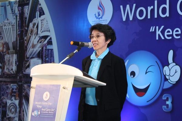 """กรมโรงงานอุตสาหกรรมปลุกกระแสคนไทย จัดงาน """"วันโอโซนโลก 2018"""""""