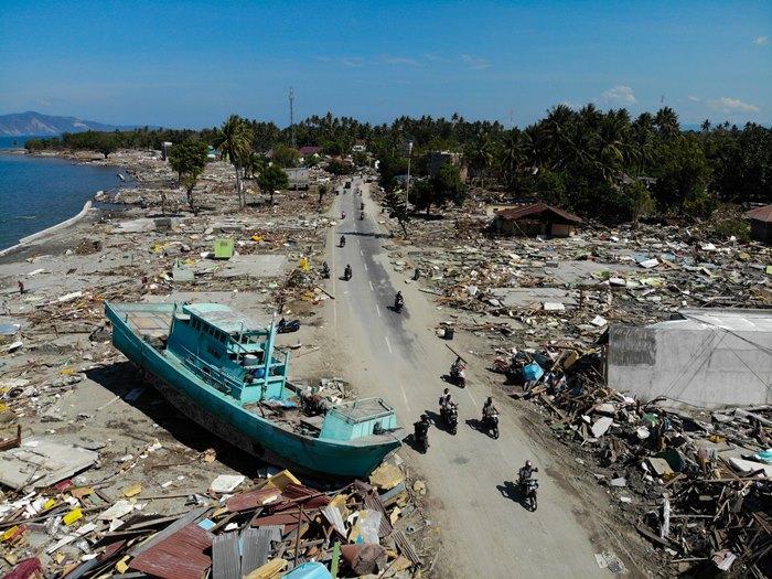 เบื้องลึกระบบเตือนภัยสึนาแดนอินโดนีเซียล้มเหลว  ทำให้มีคนตายเรือนพัน