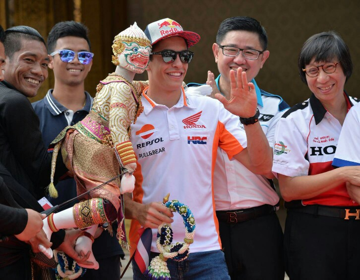 """ต้อนรับ """"มาร์เกวซ"""" ถึงไทย เจ้าตัวลั่น ขอสร้างประวัติศาสตร์คว้าแชมป์ที่ไทยคนแรก"""