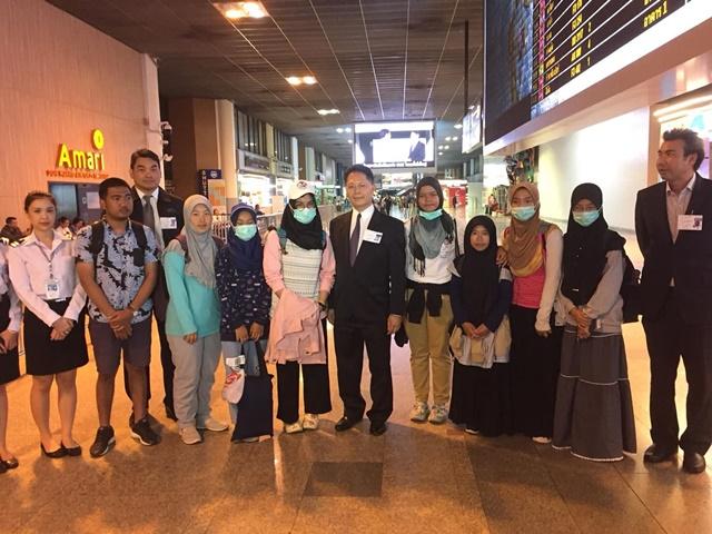 ผู้ประสบเหตุภัยพิบัติชาวไทยในประเทศ อินโดนีเซีย 22 ราย เดินทางถึงเมืองไทยเป็นที่เรียบร้อย
