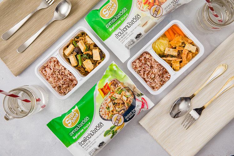 """""""Smart Meal"""" ส่ง 2 เมนูสุขภาพเอาใจสายบุญรับเทศกาลกินเจ"""