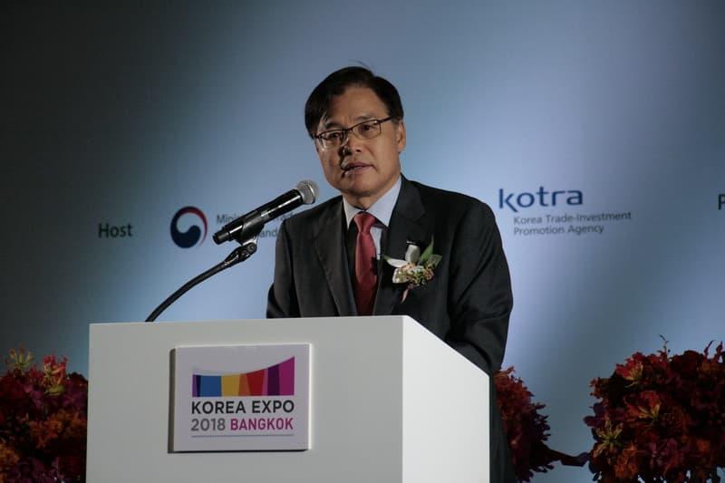 """ครบ 60 ปี เชื่อมการค้าไทย-เกาหลี กับงาน """"Korea Expo 2018, Bangkok"""" 3-5 ต.ค.นี้ ไบเทค บางนา"""