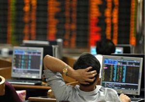 หุ้นไทยร่วงเงินทุนไหลออก กังวล ธปท.คุมเข้มสินเชื่ออสังหาริมทรัพย์