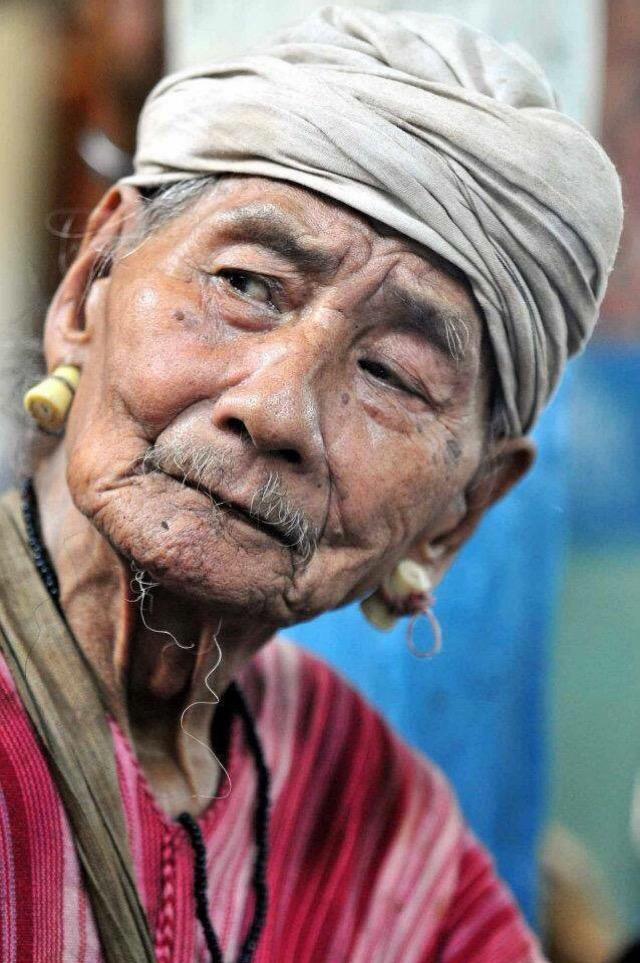 ปิดตำนาน ปู่คออี้ ผู้นำจิตวิญญาณของชาวกระเหรี่ยง ด้วยวัย 107 ปี