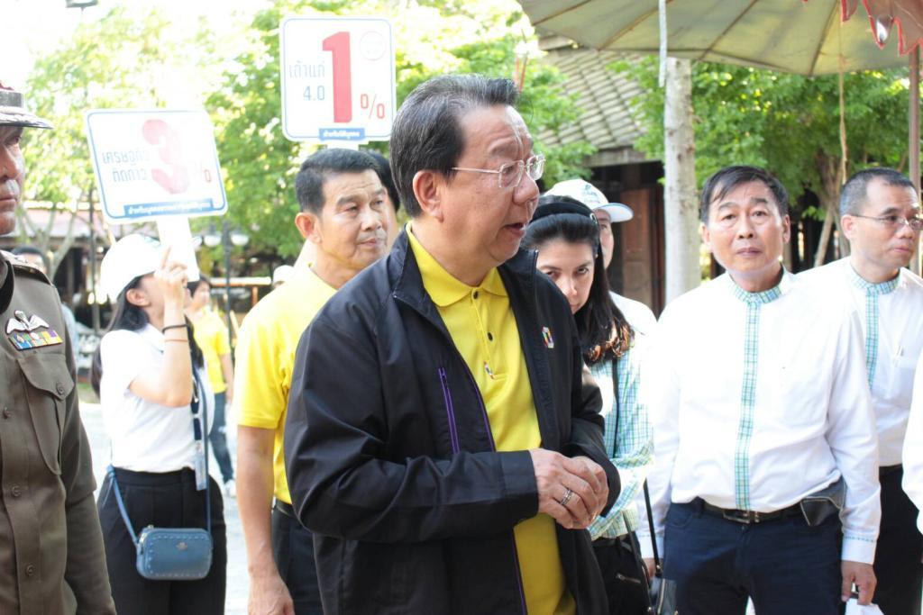 ธพว.นำหน่วยรถม้าเติมทุน บุกตลาดน้ำอัมพวา โชว์แอป SME D Bank ปล่อยสินเชื่อกระตุ้น ศก.ชุมชน