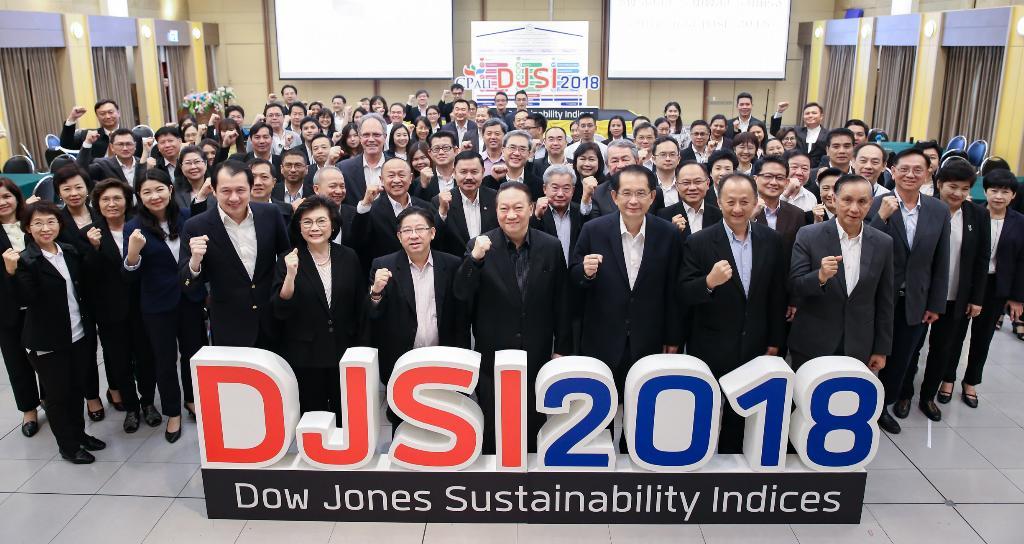ซีพี ออลล์ ขึ้นสู่ระดับโลก World Index บริษัทไทยชั้นนำด้านองค์กรความยั่งยืน