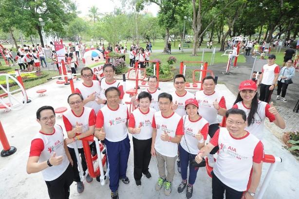 """เอไอเอ ประเทศไทย ขอบคุณพลังความดีกว่า 50,000 คน ที่มาร่วมสร้างปรากฏการณ์ทำดีผ่านกิจกรรมเดิน-วิ่งการกุศลครั้งยิ่งใหญ่ ในโครงการ """"AIA Sharing A Life Charity Run"""" พร้อมกัน 10 จุดทั่วประเทศ"""