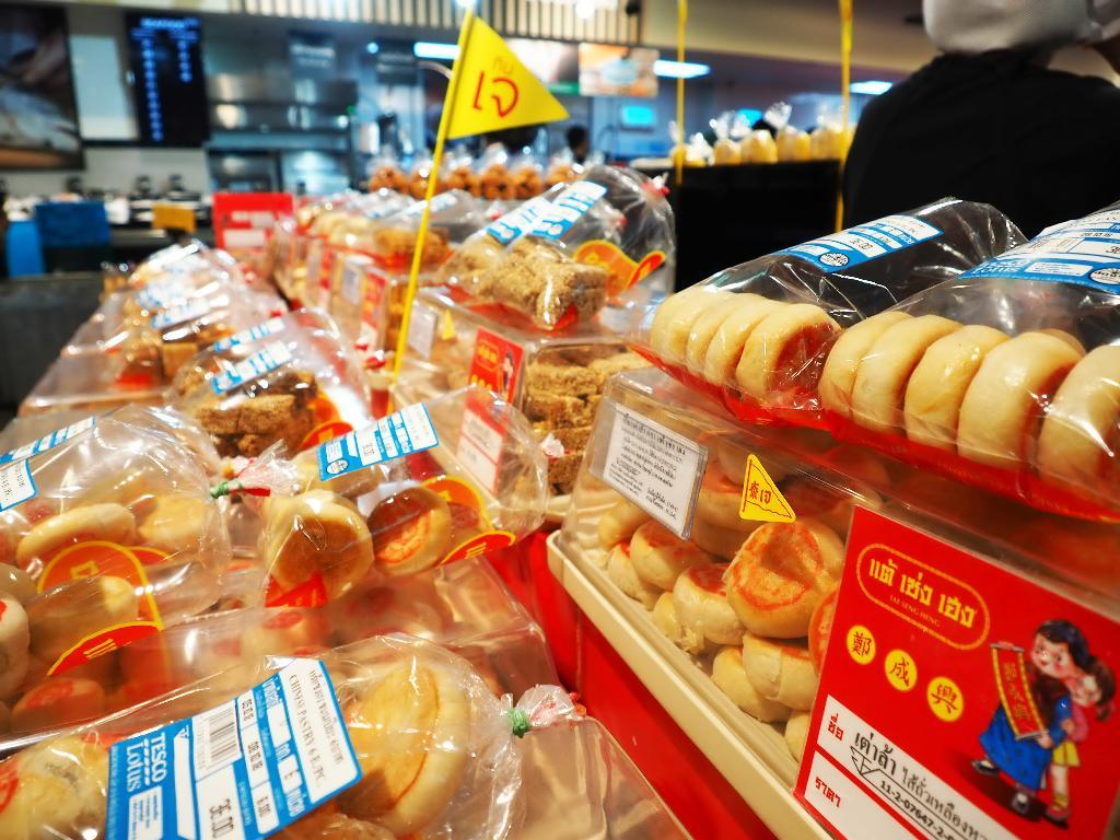 เทสโก้ โลตัส ชวนคนไทยกินเจแบบสุขภาพดี เบเกอรี่เจ ไร้ไขมันทรานส์ น้ำตาลน้อย