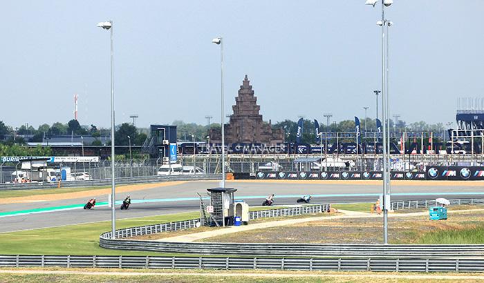 สนามช้างฯ บุรีรัมย์ ประกาศศักดาให้โลกรู้ผ่านการแข่งขัน โมโตจีพีไทยแลนด์
