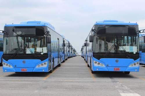 เบรกตัวโก่ง! ขสมก.แจ้งยังไม่ขึ้นค่ารถเมล์NGV รุ่นใหม่ ต.ค.จ่ายเท่าเดิม