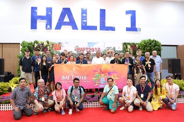 สวนนงนุชพัทยา จัดเต็ม..วัฒนธรรมไทยต้อนรับนักข่าว 21 ปท.ทั่วโลก