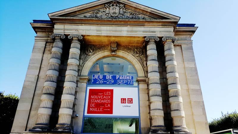 """""""ยูนิโคล่"""" จัดนิทรรศการสุดอลังการ โชว์หัตถศิลป์ไลฟ์แวร์ต้อนรับลมหนาว ณ กรุงปารีส"""