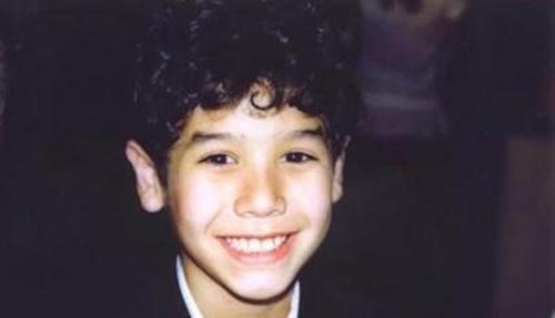 แพทริคในวัยเด็ก