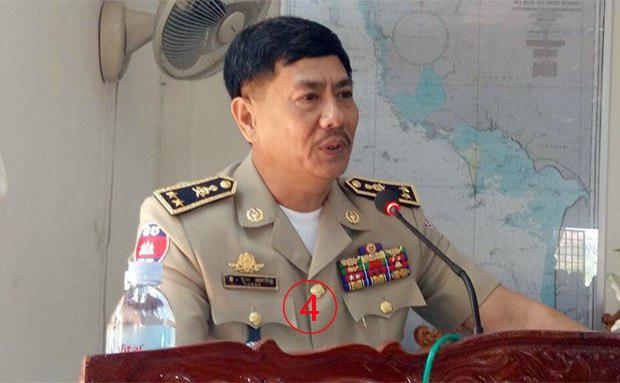 ไม่ไหว.. เกียรติยศชื่อเสียงตำรวจกัมพูชายับเยินหมด ผู้บังคับการสั่งลงดาบเอง.