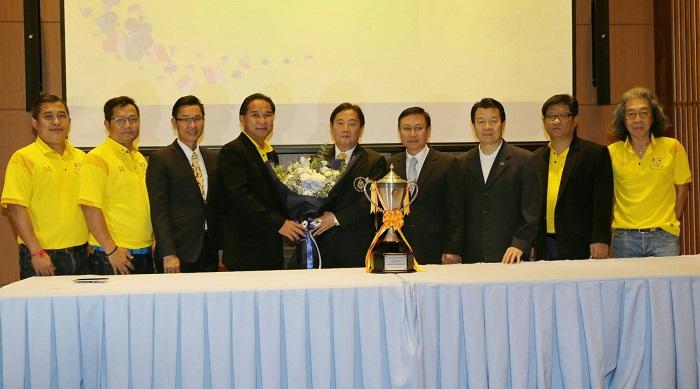 """นักกีฬาเกือบ 300 ชีวิต ตบเท้าแข่งขัน """"ไพ่บริดจ์"""" ชิงแชมป์ประเทศไทย"""