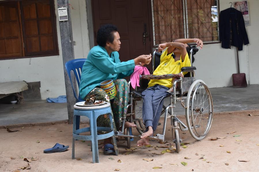 โผล่อีก! ผู้ดูแลคนพิการมาตรา 35 ถูกอมเงินค่าจ้าง 2 ปีวงเงิน 2 แสนแต่ได้รับแต่ 4.8 หมื่น