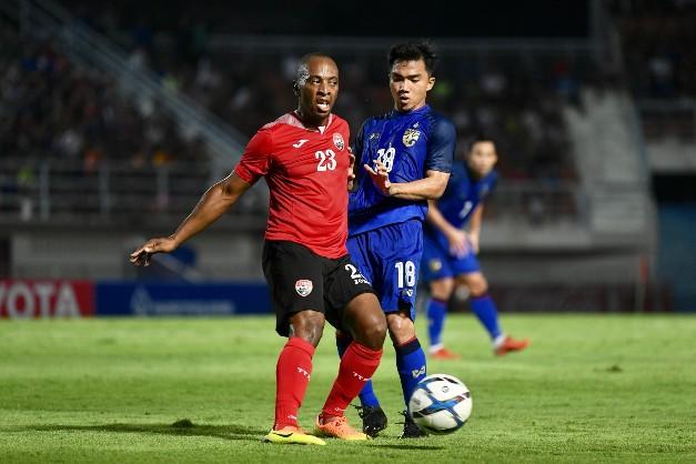 ทีมชาติไทย เอาชนะ ตรินิแดด 1-0