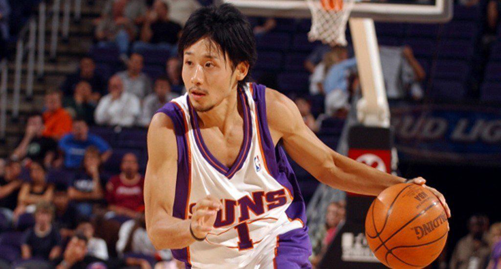 ยูตะ ทาบุเสะ ยัดห่วงญี่ปุ่นคนแรกในเวทีเอ็นบีเอ