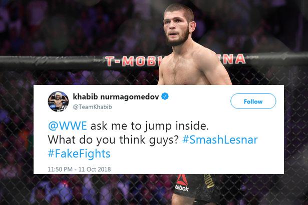 """""""คาบิบ"""" เผย WWE จีบเข้าสู่วงการมวยปล้ำ"""