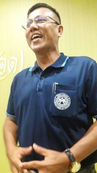 ดร.สนิท ทองมา ผู้อำนวยการแขวงการทางตากที่ 2 แม่สอด