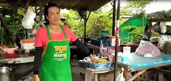 แม่ค้าส้มตำเมืองแสนสุข ถูกคนร้ายทำทีสั่งอาหารก่อนฉกทรัพย์กว่า  3 หมื่น..หนี