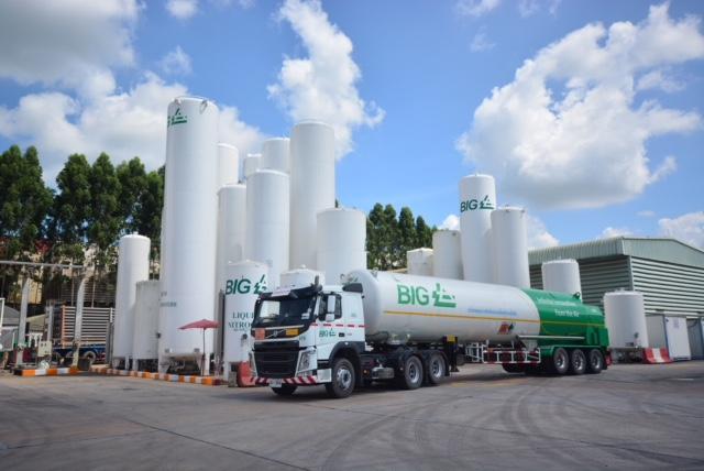 """BIG ทุ่ม3.5พันล้านผุดโรงผลิตก๊าซอุตสาหกรรมในพื้นที่""""อีอีซี"""""""