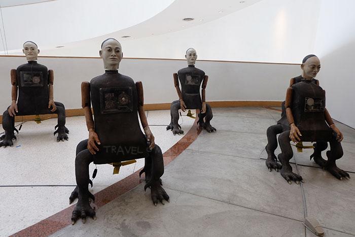 """Genetic Manipulation"" ที่หอศิลป์ฯ"