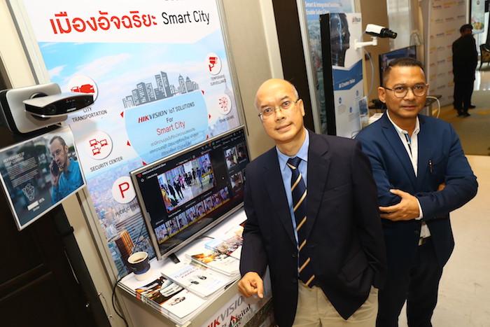 คาดปี 2020 ตลาดกล้องวงจรปิดไทยทะลุ 1 หมื่นล้านบาท