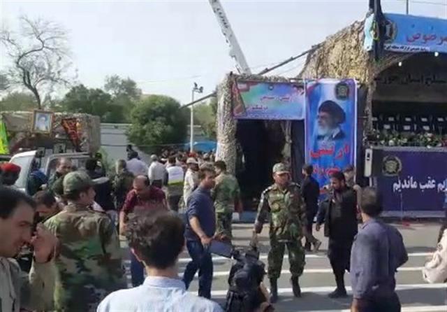 อิหร่านเผยจัดการเชือดตัวบงการโจมตีพิธีสวนสนามแล้ว