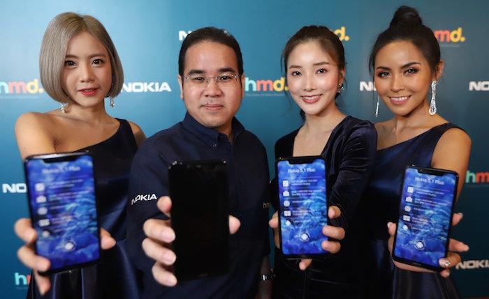 จาก N-Gage ถึง Nokia 5.1 plus มือถือเกมพลัง AI รุ่นล่าสุดจากโนเกีย