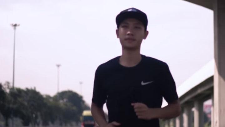 วิ่งแบบพี่ตูน! หนุ่มแพร่วิ่งจากกรุงเทพฯ ถึงบ้านเกิด 500 กม. ระดมทุนเพื่อสถานสงเคราะห์เด็ก