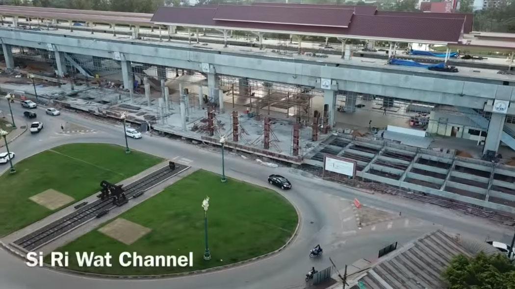 เรื่องวุ่นๆ รถไฟทางคู่ : ขอนแก่นปีหน้าจะได้ใช้ แต่โคราชกำลังเถียง ทุบ-ไม่ทุบ สะพานสีมาธานี