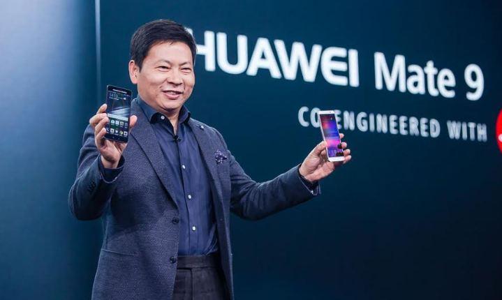 Huawei เตรียมคลอดสมาร์ทโฟน 5G พับได้