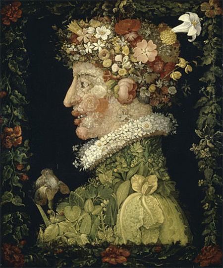 ฤดูใบไม้ผลิ (1563, พิพิธภัณฑ์ลูฟวร์ กรุงปารีส)