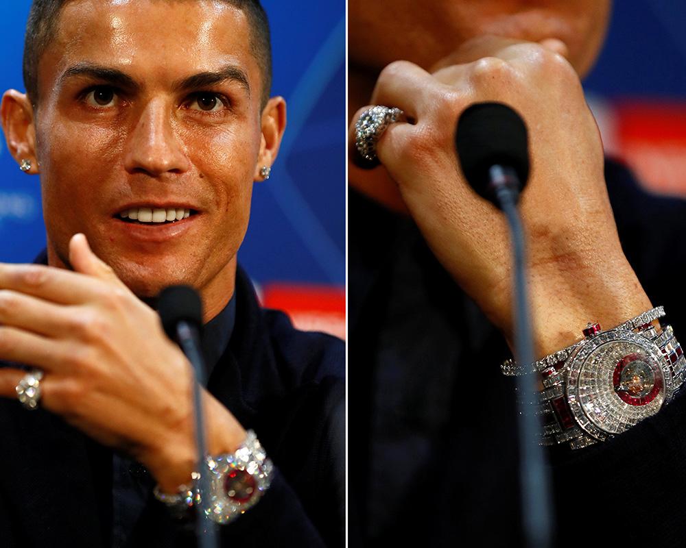 พี่โด้ กับนาฬิกา Jacob & Co Caviar Tourbillon