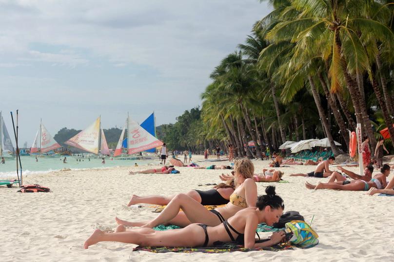 รบ.ปินส์เปิดเกาะสวรรค์ 'โบราไกย์' รับนักท่องเที่ยว 26 ต.ค.นี้ พร้อมออกกฎคุมเข้ม
