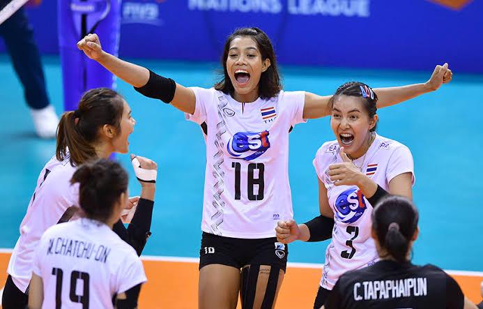 ตบสาวไทย ประเดิมเนชั่นลีกส์ 21 พ.ค. ร่วมสายรองแชมป์โลก