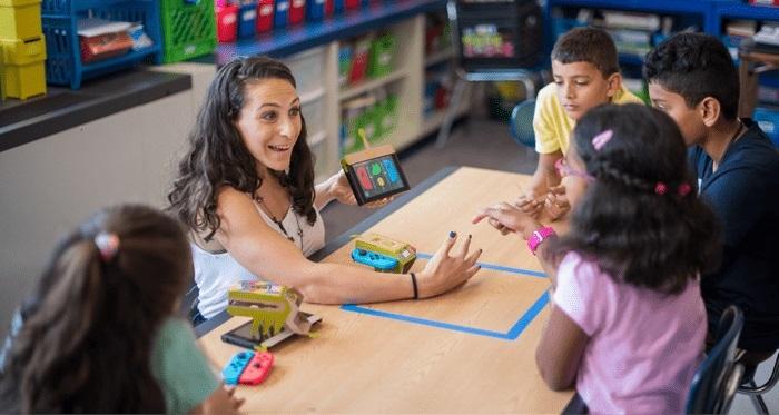 ไม่ธรรมดา! อเมริกา เปิดหลักสูตร Nintendo Labo นำร่องสอนเด็กประถม