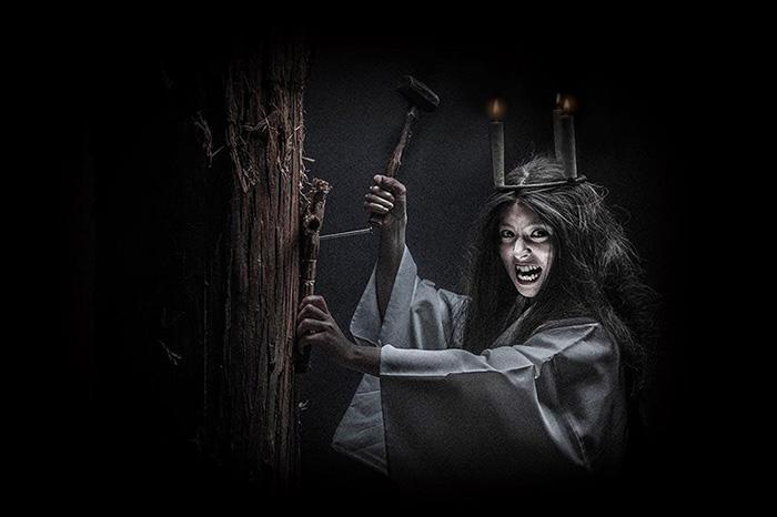 หลอนไปกับผีสาวสยองขวัญที่ บ้านผีสิงที่หลอนที่สุดในประวัติศาสตร์(ภาพโดย : Toei Kyoto Studio)