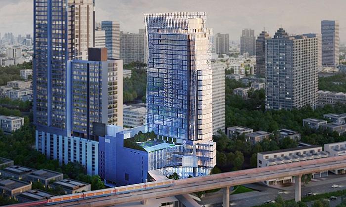 """เผยโฉมโรงแรมใหม่สุดหรู """"ไฮแอท รีเจนซี่ สุขุมวิท"""" ปี 62 แกรนด์ แอสเสทฯ ตั้งเป้าดันรายได้ธุรกิจโรงแรมแตะ 3,000 ล้าน"""