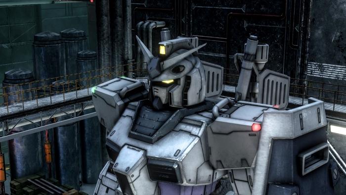 """เลสโก! """"Gundam: Battle Operation 2"""" เล่นแบบภาษาอังกฤษได้แล้ว"""