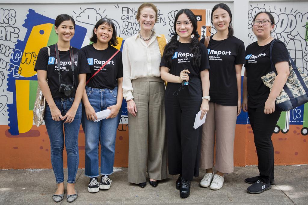ยูนิเซฟเรียกร้องประเทศไทยเพิ่มลงทุนพัฒนาเยาวชนด่วน!