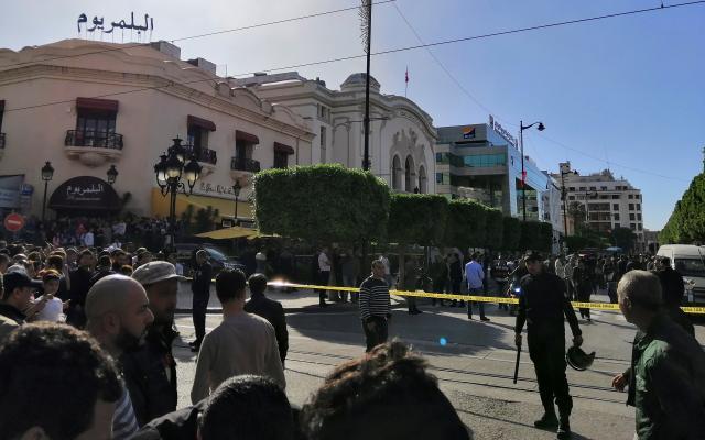 เกิดเหตุระเบิดฆ่าตัวตายใจกลางเมืองหลวงตูนิเซีย บาดเจ็บ 9 ราย